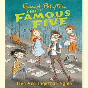 Five Are Together Again (Famous Five, #21) by Enid Blyton