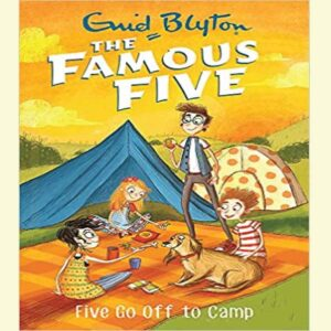 Famous Five Bk 7 Five Go Off To Camp