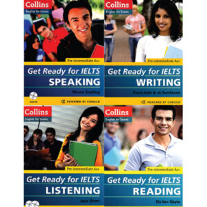 Collins Get Ready For IELTS Complete Set