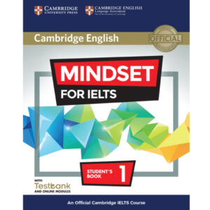 Cambridge Mindset for IELTS Level 1