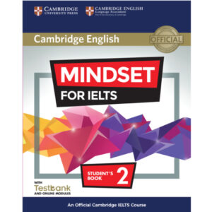 Cambridge Mindset for IELTS Level 2