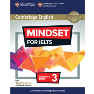 Cambridge Mindset for IELTS Level 3