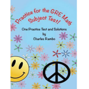 Practice for the GRE Math Subject Test : Charles Rambo