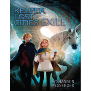 Keeper Lost Cities Exile