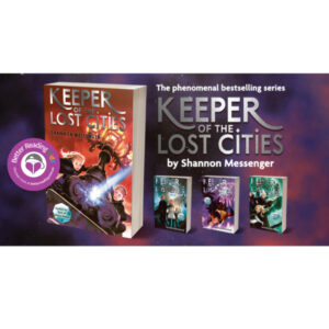 Keeper Lost Cities Full Set Total 9 Books