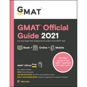 GMAT Official Guide 2020: Book by GMAC (Graduate Management Admission Council)