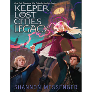 Keeper Lost Cities Legacy