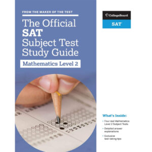 The Official SAT Subject Test in Physics