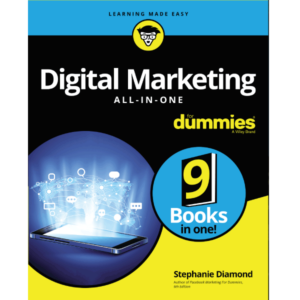 Digital Marketing All-In-One For Dummies Stephanie Diamond 10/15 Size