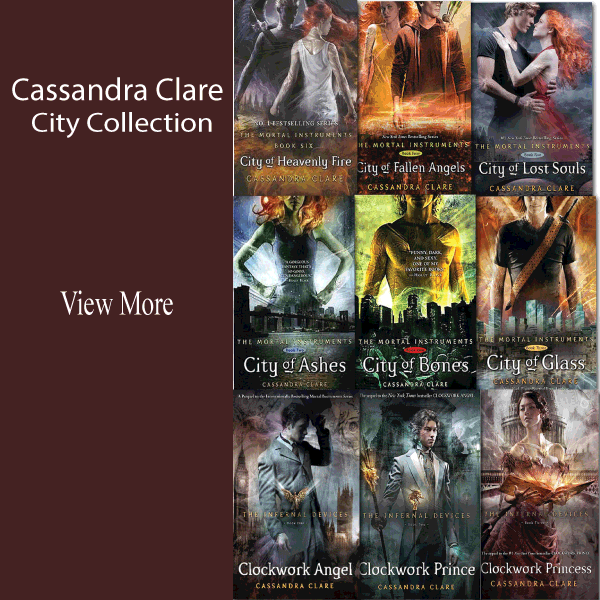 City by Clare Cassandra