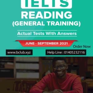 Actual Test IELTS Material General Reading